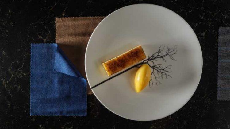 dessert at underGrain
