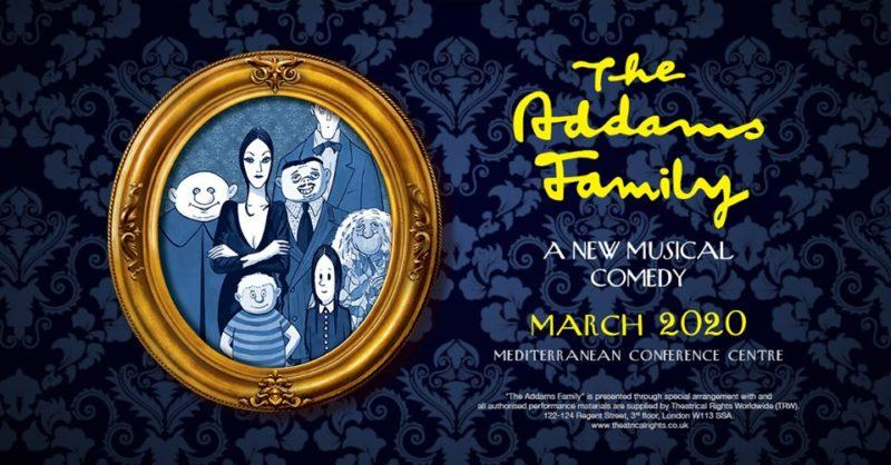 The Addams family Malta