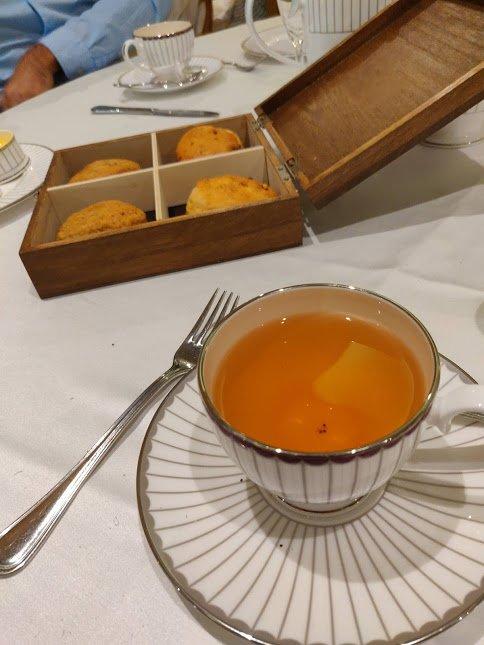 Corinthia Palace Afternoon Tea