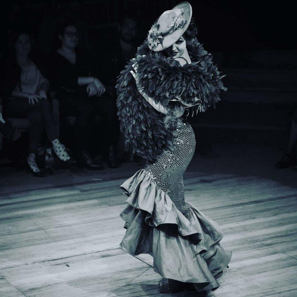Burlesque Undine La Verve