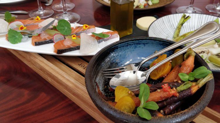 Corinthia Palace Lunch
