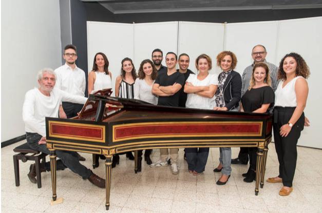 Monteverdi Project Teatru Manoel
