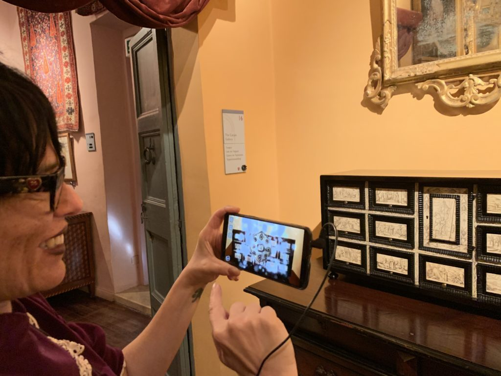 Palazzo Falson Augmented Reality App