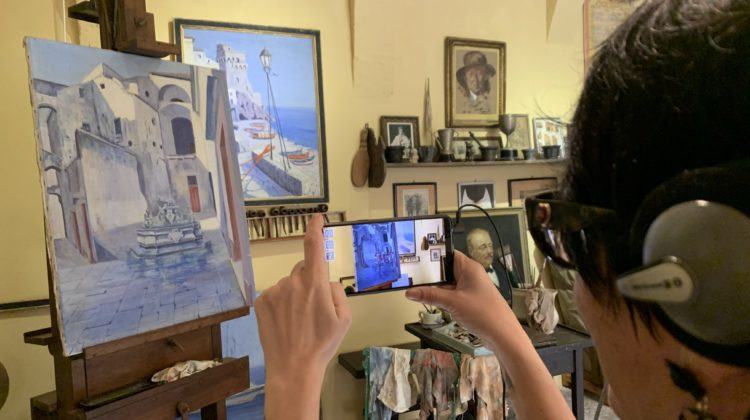 Palazzo Falson Augmented Reality
