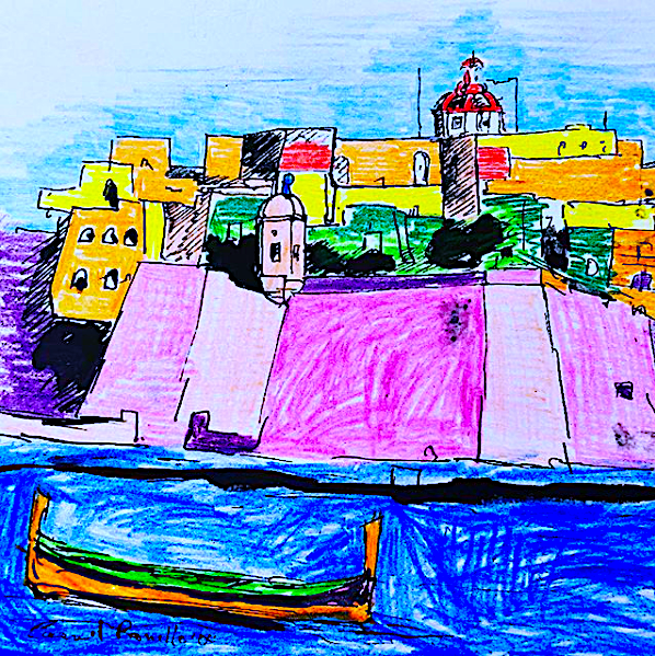 Color Up Malta