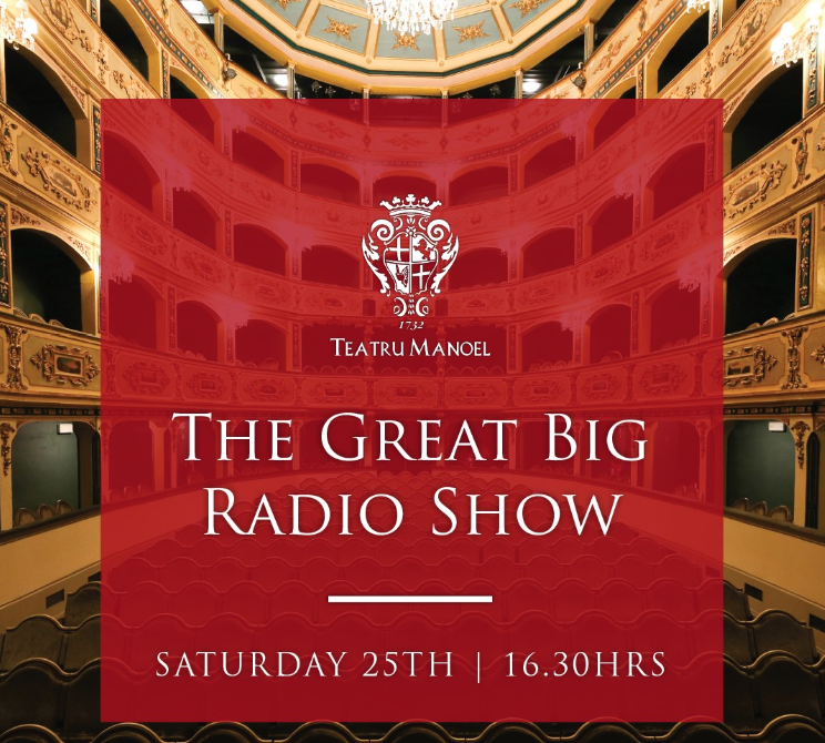 MADC The Great Big Radio Show