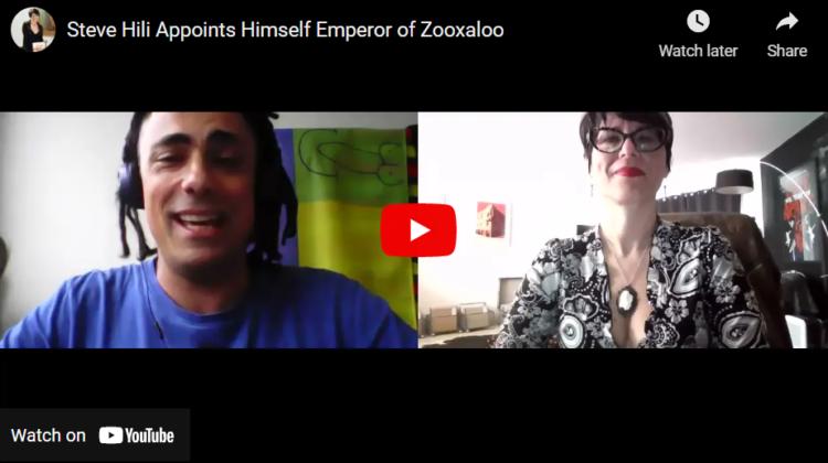 Steve Hili Emperor Zooxaloo